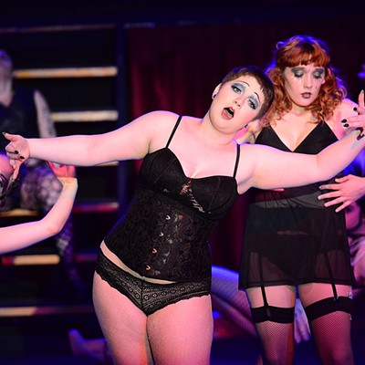 Behind the Scenes at <b><i>Cabaret</i></b>
