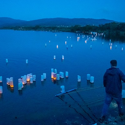 Lantern Floating Ceremony 2019