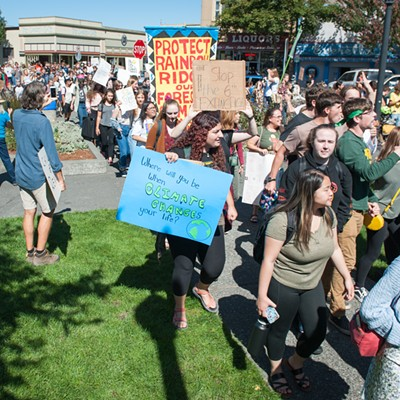 Global Climate March 2019