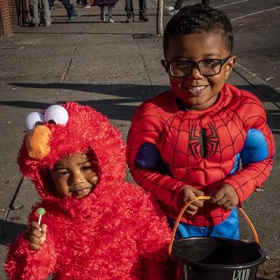 Arcata Halloween 2019
