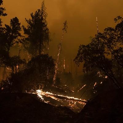 Monument/McFarland Fires Aug. 5
