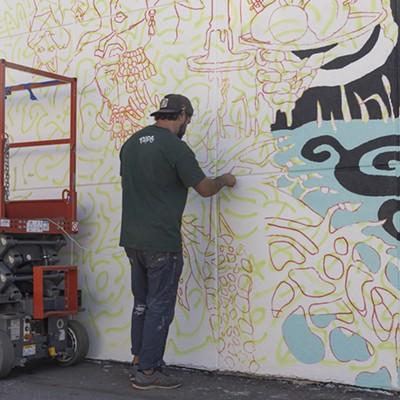 2021 Eureka Street Art Festival