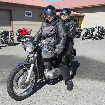 Distinguished Gentleman's Ride 2015