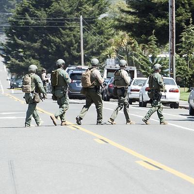 McKinleyville Standoff
