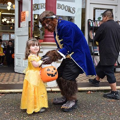 Halloween Old Town 2016