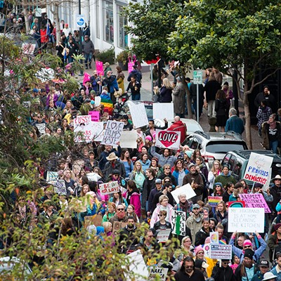 Eureka Women's March