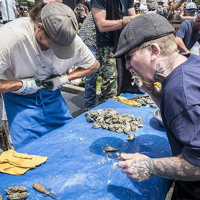 Oyster Fest 2017