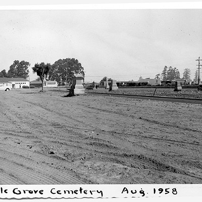 Myrtle Grove Cemetery Historic Photos