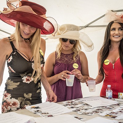 Hat Day at the Races 2017