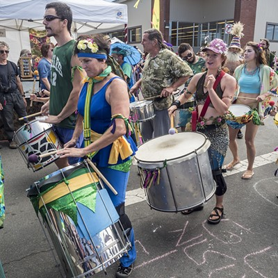 Samba Parade 2017