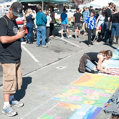Pastels on the Plaza 2017