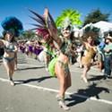 Photos from the Samba Parade
