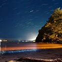 North Coast Night Lights: Reflections From Trinidad