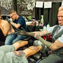 Photos from the Lost Coast Tattoo Expo