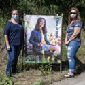 Class of 2020 Portraits Line Main Road Between Southern Humboldt Towns (VIDEO)