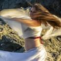 Virtual Veils: Photos of Saturday's Remote Dance Performance