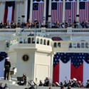 Scenes from Inauguration Day