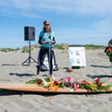 Photos: Paddle Out for Justice