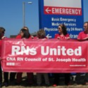 St. Joseph Nurses Allege Understaffing, Departure from Values