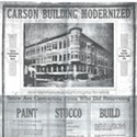 Carson Block Redux: When Stucco Was King