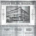 Carson Block Redux: When Stucco Was King