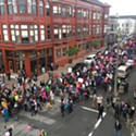 Largest March in Eureka History