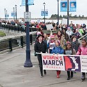 The Largest March in Eureka History