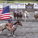 Rodeo Action in Orick