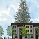 Community Group Presents New Plan for Student Housing at Arcata's Craftsman's Mall