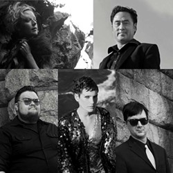 COURTESY OF THE ARTISTS - The Ink Bats play the Alibi at 11 p.m. on Friday, July 27.