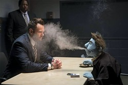 THE HAPPYTIME MURDERS - You're the puppet.