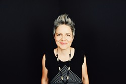 COURTESY OF THE ARTIST - Allison Miller's Boom Tic Boom plays the Arcata Playhouse at 8 p.m. on Friday, Oct. 26.