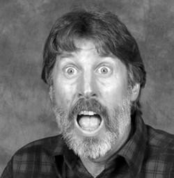 Paul Woodland, storyteller     Photo credit: Paul Woodland