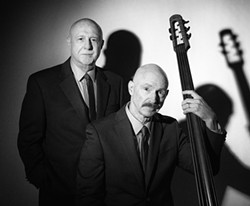 COURTESY OF THE ARTISTS - Levin Brothers Trio plays the Arcata Playhouse on Monday, Jan. 21, at 8 p.m.