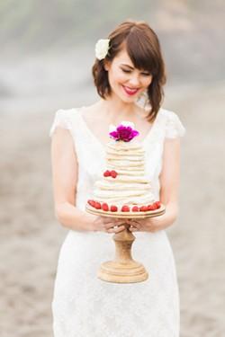 OLIVIA LEIGH PHOTOGRAPHY - Homemade pancakes