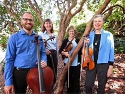 Arcata Bay String Quartet - Uploaded by fredbaby