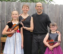 Pitts Family Quartet - Uploaded by Darlin