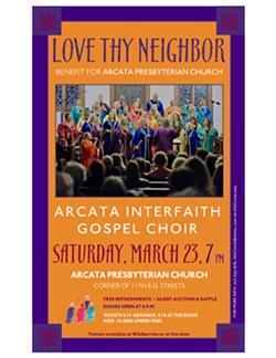 Love Thy Neighbor 2019 - Uploaded by ArcataPresbyterianChurch