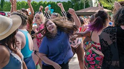SHRILL - Gratuitous photo of big women enjoying life.