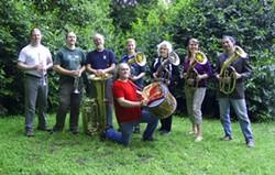 Balkan Brass Band KEF - Uploaded by skruncho