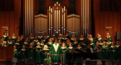 Ferndale Choir, Episcopal Church - Uploaded by ferndalechoir