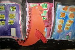 AES student artwork - Uploaded by Jen DaParma