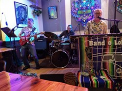 Band O Loko - Dan - Tim - Kev - Uploaded by BAND O LOKO