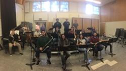 HSU Jazz Orchestra - Uploaded by fredbaby