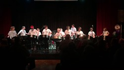 Blue Dragon Steel Band - Uploaded by Arcata Playhouse