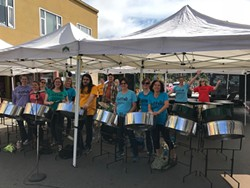 Pan Dulce Steel Orchestra - Uploaded by HBGF