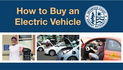 How to Buy and Electric Vehicle presentation with RCEA - Uploaded by RCEA outreach