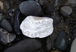 PHOTO BY MIKE KELLY - Best 2019 agate.