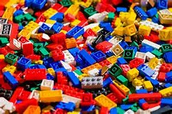 Colorful Lego blocks provide hours of fun - Uploaded by Fortuna Library 1