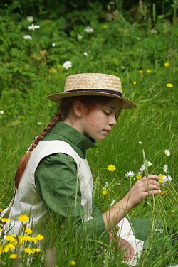 Anne of Green Gables - Uploaded by Jim Willits